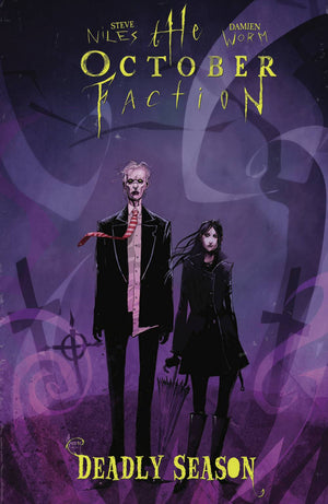 OCTOBER FACTION TP VOL 04 DEADLY SEASON