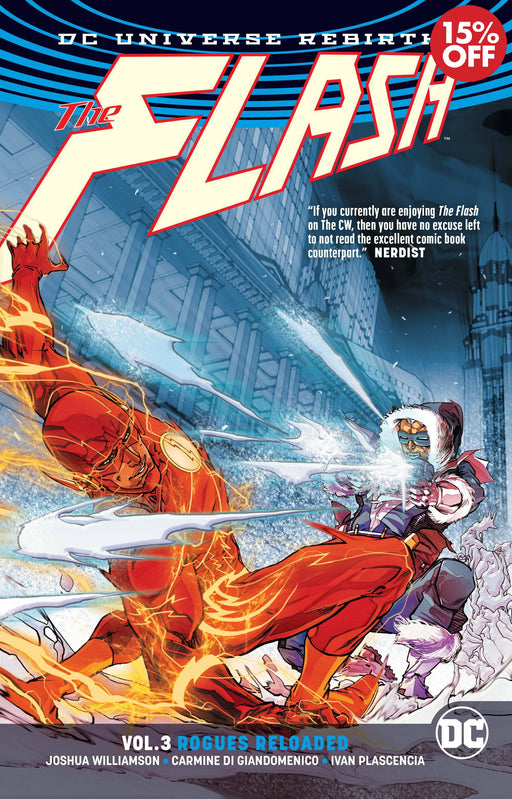 Flash Vol 03 Rogues Reloaded