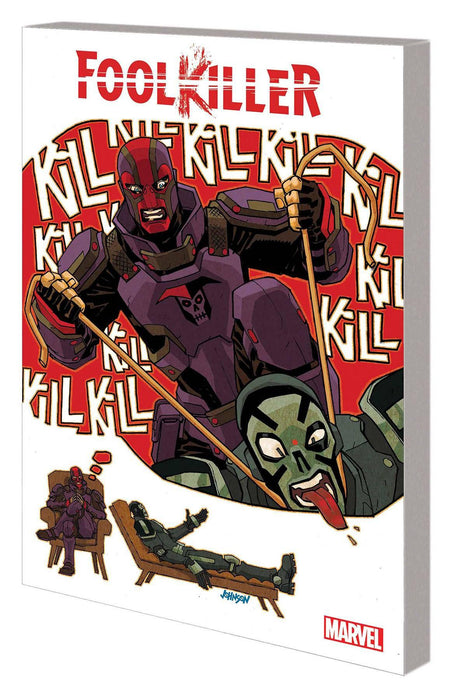 Foolkiller Vol 01 Psycho Therapy