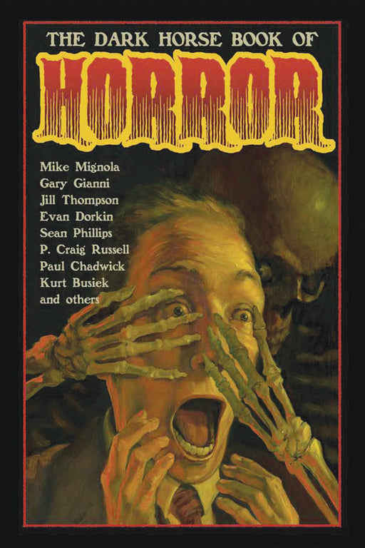 Dark Horse Book Of Horror