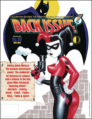 BACK ISSUE #99
