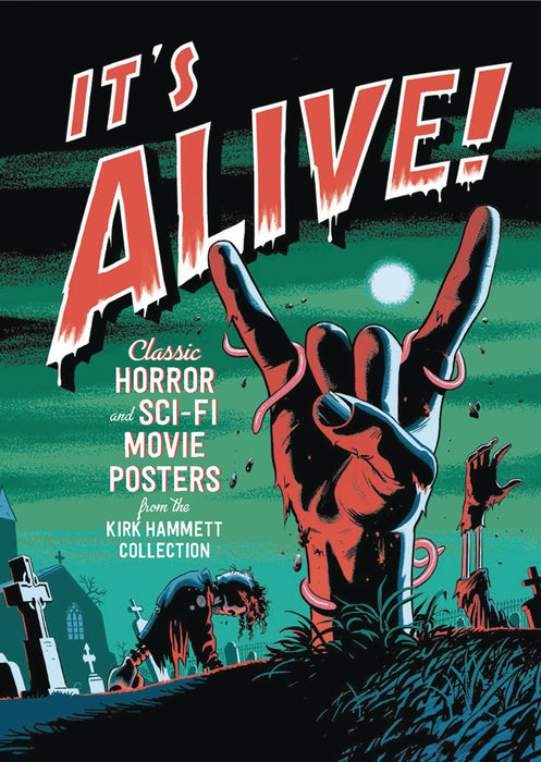 ITS ALIVE CLASSIC HORROR & SCI-FI MOVIE POSTERS HC