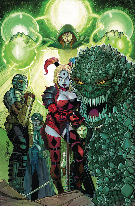 Suicide Squad Vol 03 Burning Down The House Rebirth