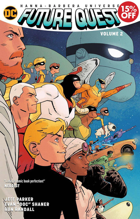 Future Quest Vol 02