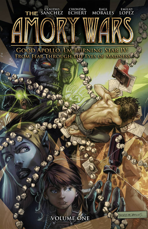 Amory Wars Good Apollo Vol 01