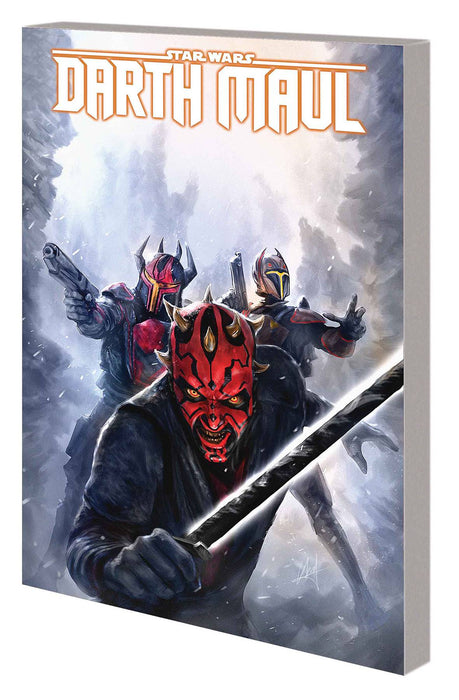 Star Wars Darth Maul Son Dathomir