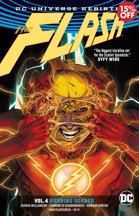 Flash Vol 04 Running Scared