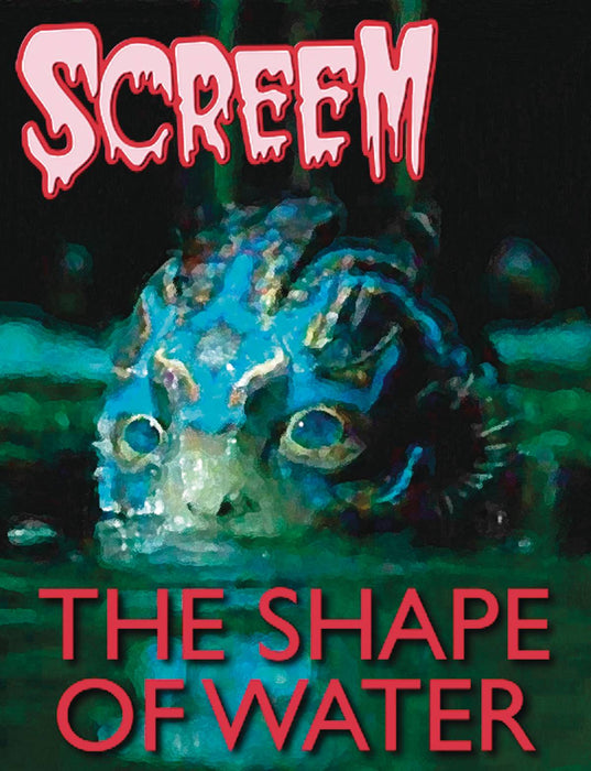 Screem #34 Newsstand Edition
