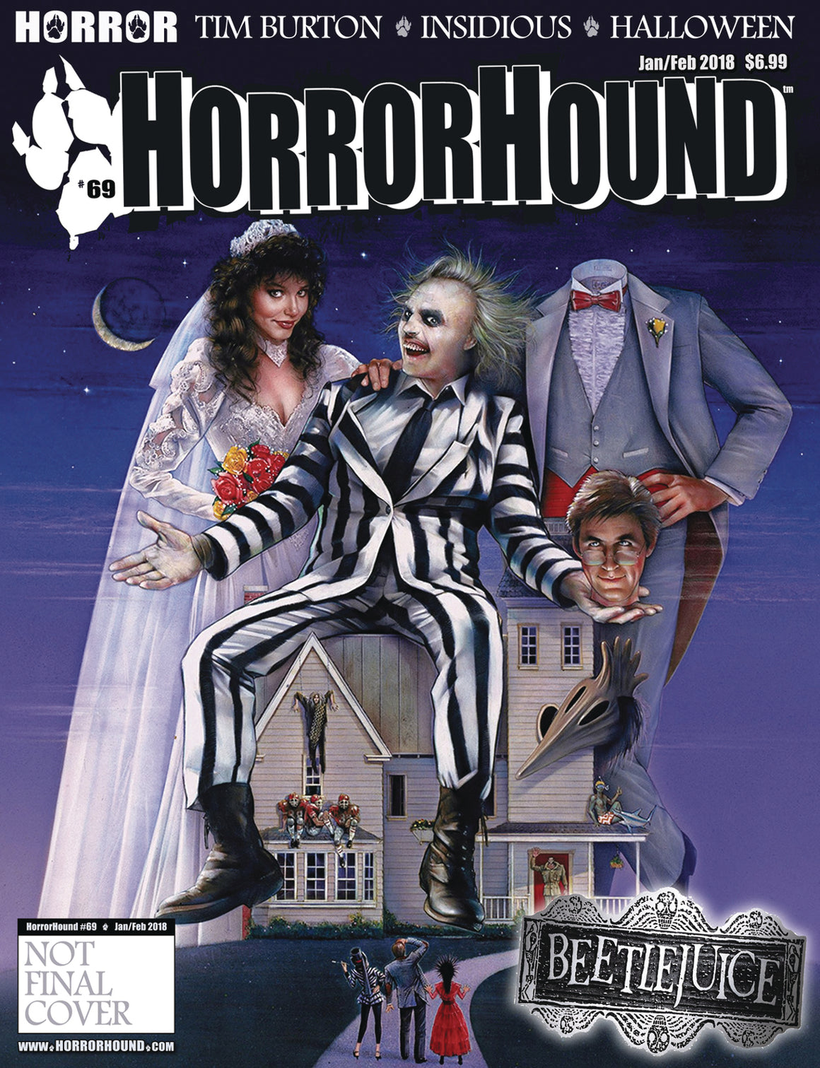 HORRORHOUND #69