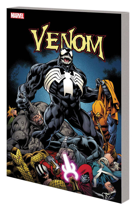 Venom Vol 03 Lethal Protector Blood IN The Water