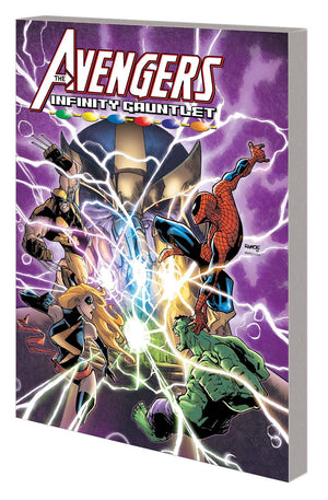 AVENGERS & THE INFINITY GAUNTLET TP