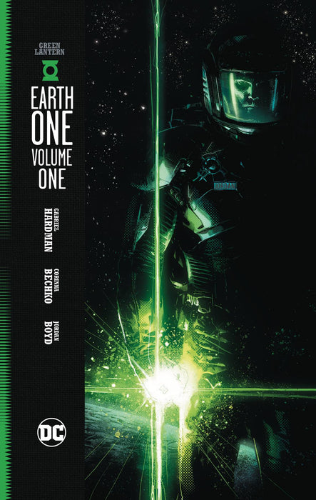 Green Lantern Earth One Vol 01