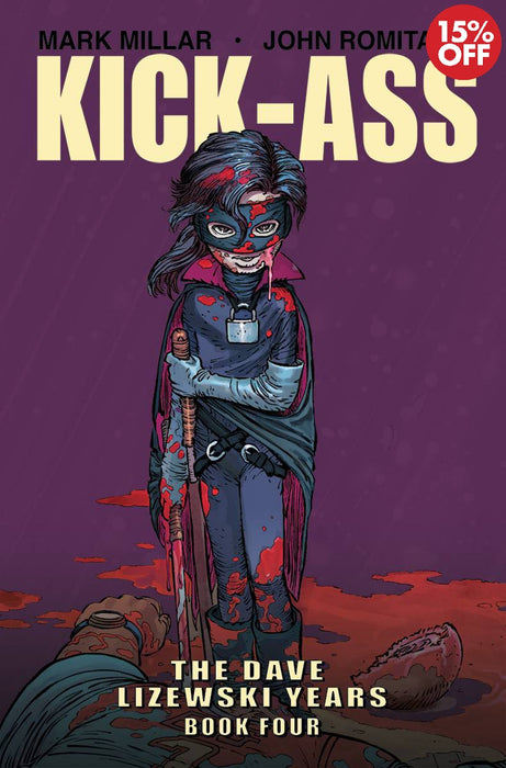 KICK-ASS DAVE LIZEWSKI YEARS TP VOL 04