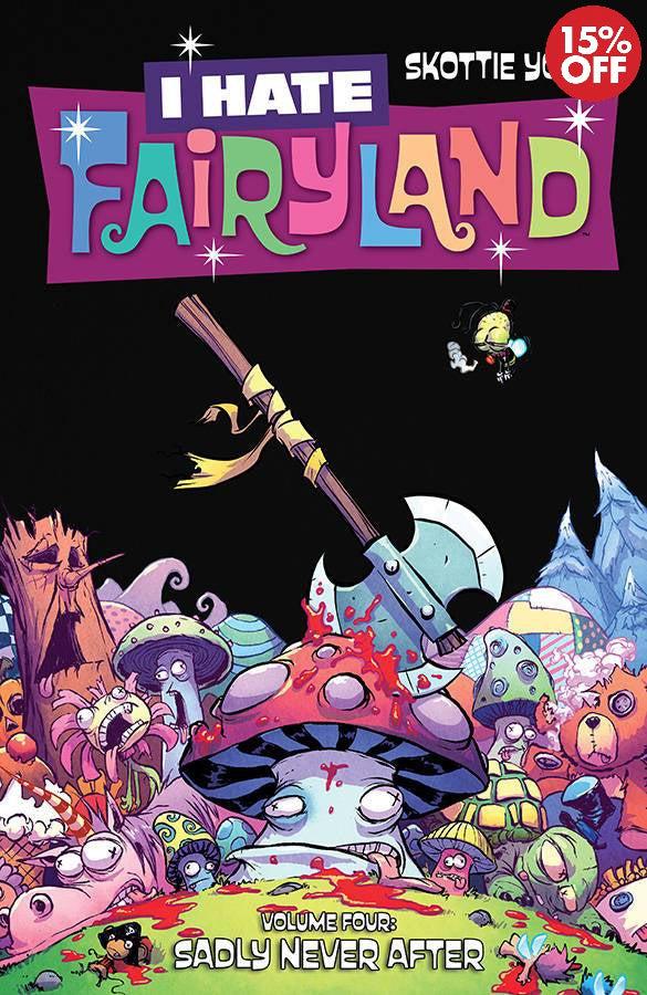 I HATE FAIRYLAND TP VOL 04