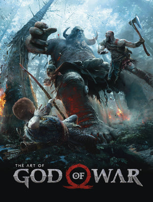 ART OF GOD OF WAR HC