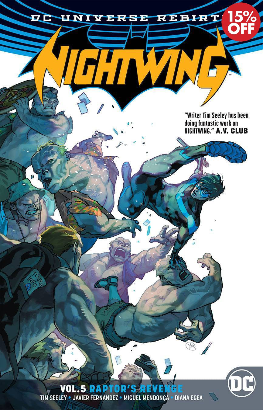 NIGHTWING TP VOL 05 RAPTORS REVENGE REBIRTH