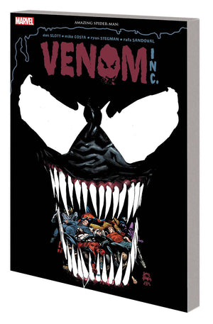 AMAZING SPIDER-MAN VENOM INC TP