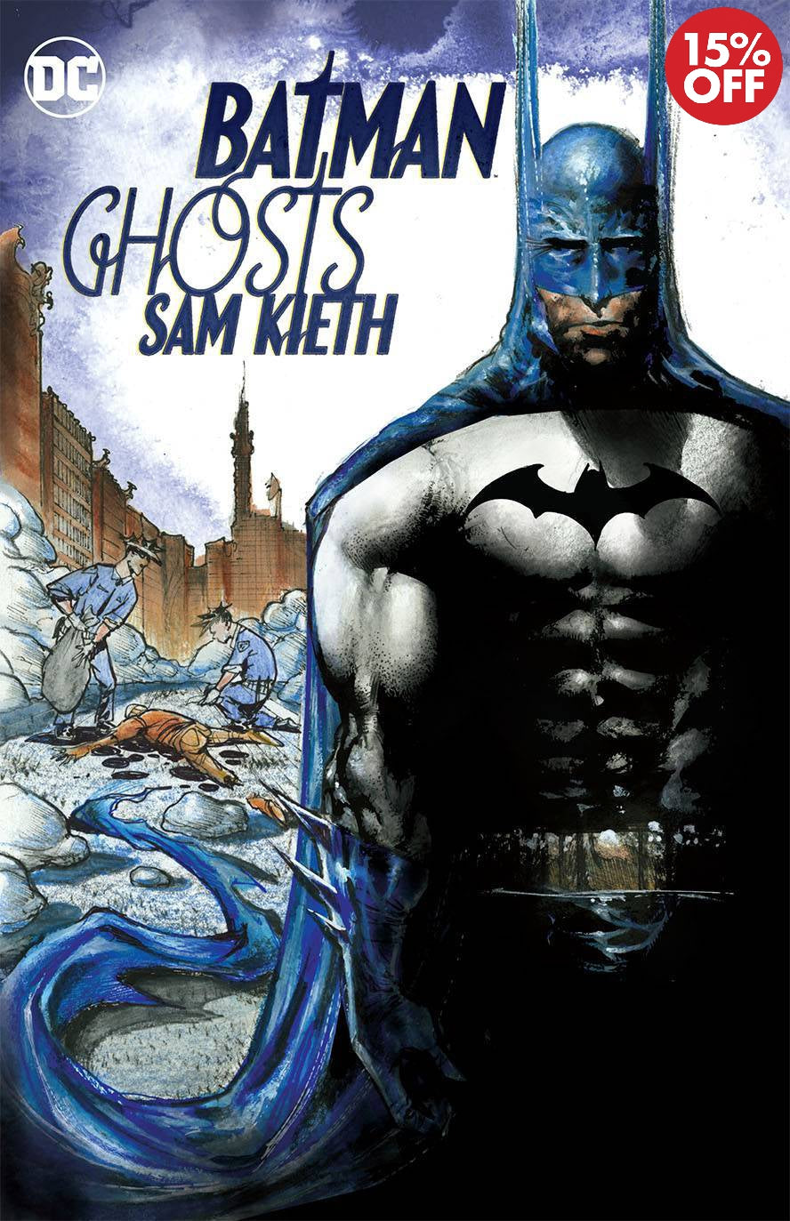 BATMAN GHOSTS TP