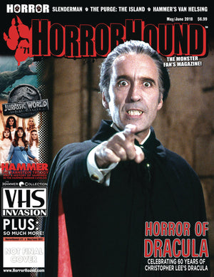 HORRORHOUND MAGAZINE #71