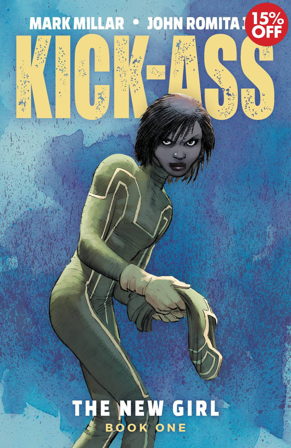 KICK-ASS NEW GIRL TP VOL 01