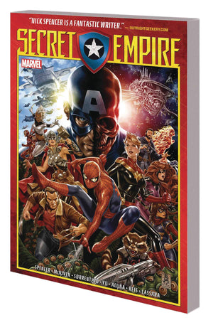 SECRET EMPIRE TP