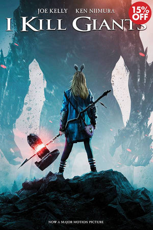 I KILL GIANTS TP MOVIE TIE-IN ED