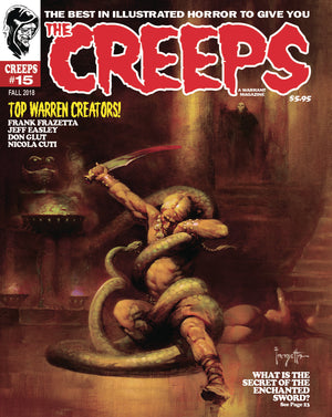 THE CREEPS #15