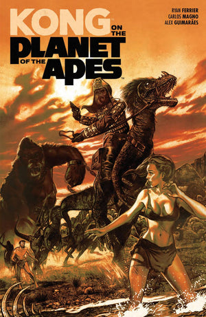 KONG ON PLANET OF APES TP