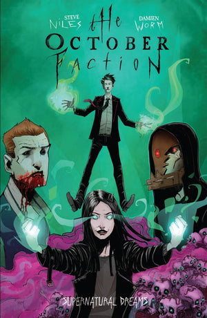 OCTOBER FACTION TP VOL 05 SUPERNATURAL DREAMS