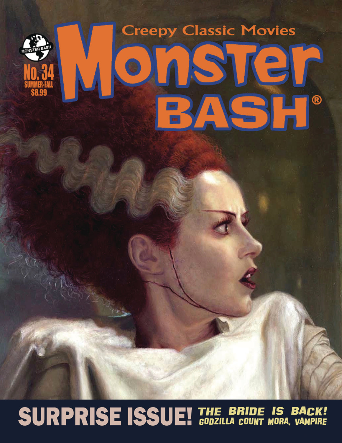 MONSTER BASH MAGAZINE #34