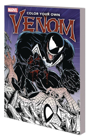COLOR YOUR OWN VENOM