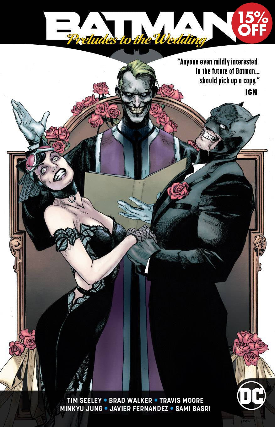Batman Preludes To The Wedding