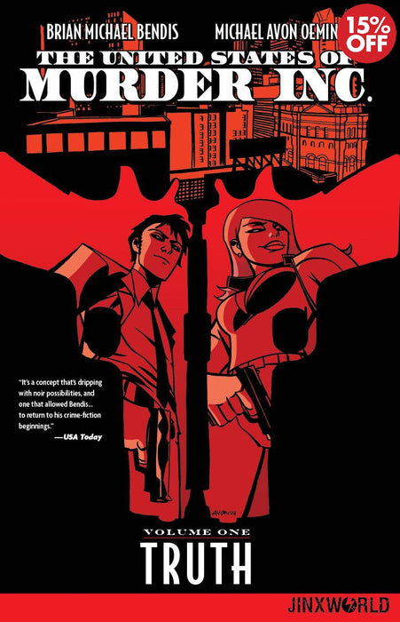 UNITED STATES OF MURDER INC TP VOL 01 TRUTH