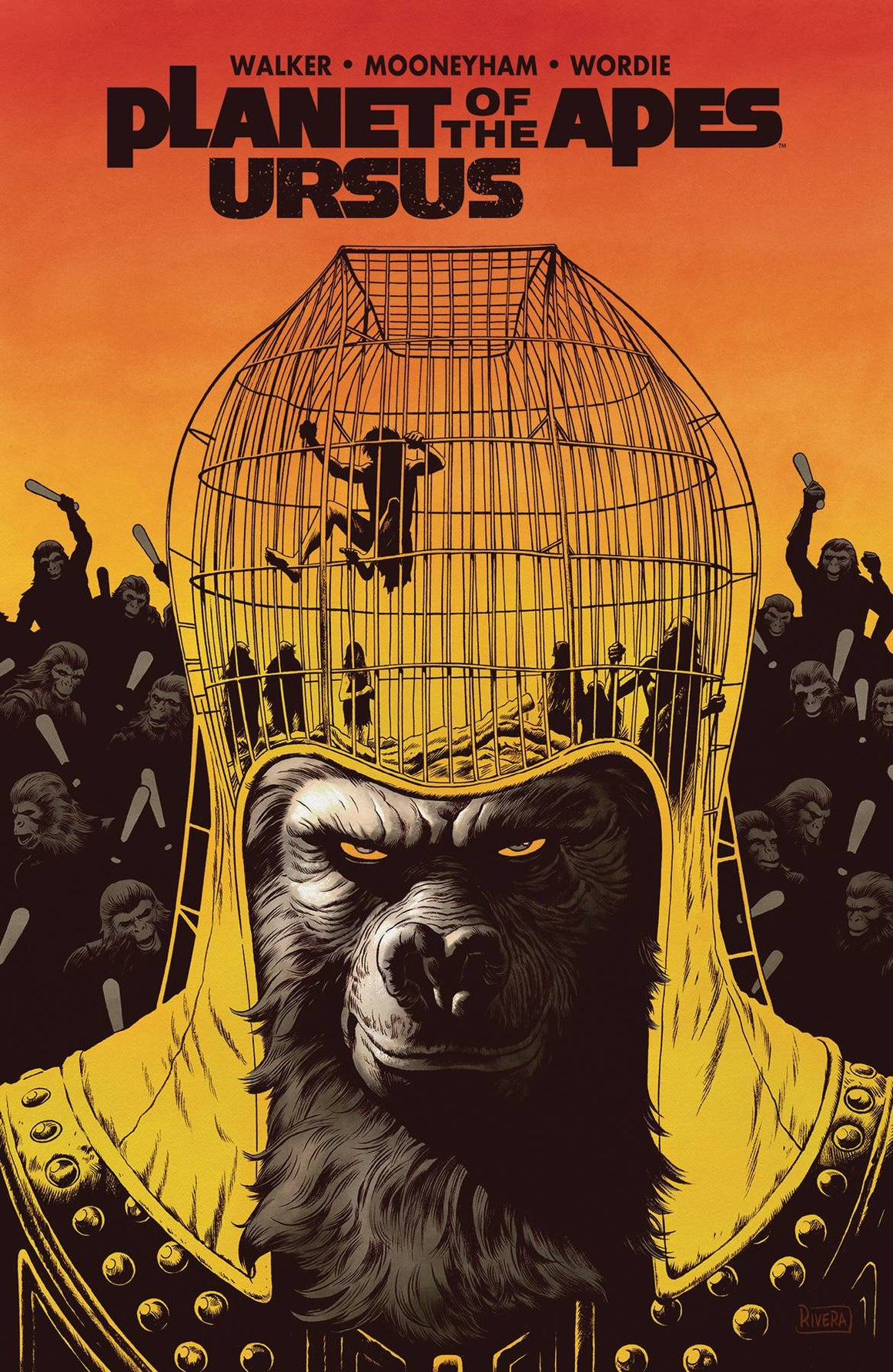 PLANET OF THE APES URSUS TP