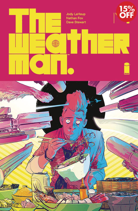 Weatherman Vol 01