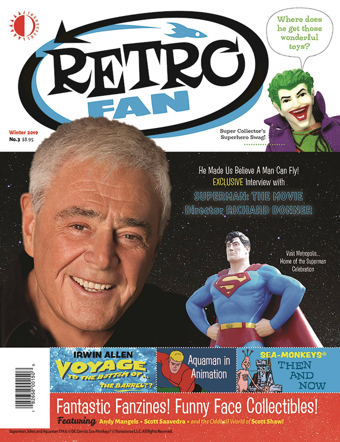 RETROFAN MAGAZINE #3