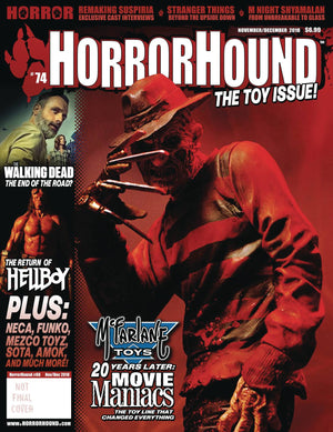 HORRORHOUND #74