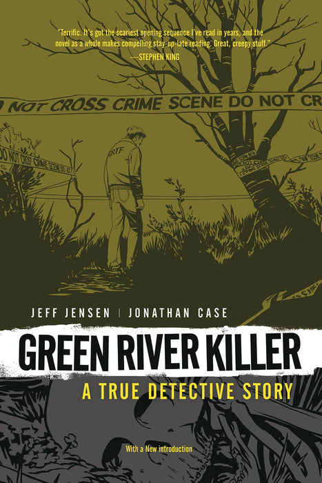 GREEN RIVER KILLER HC TRUE DETECTIVE STORY 2ND EDITION