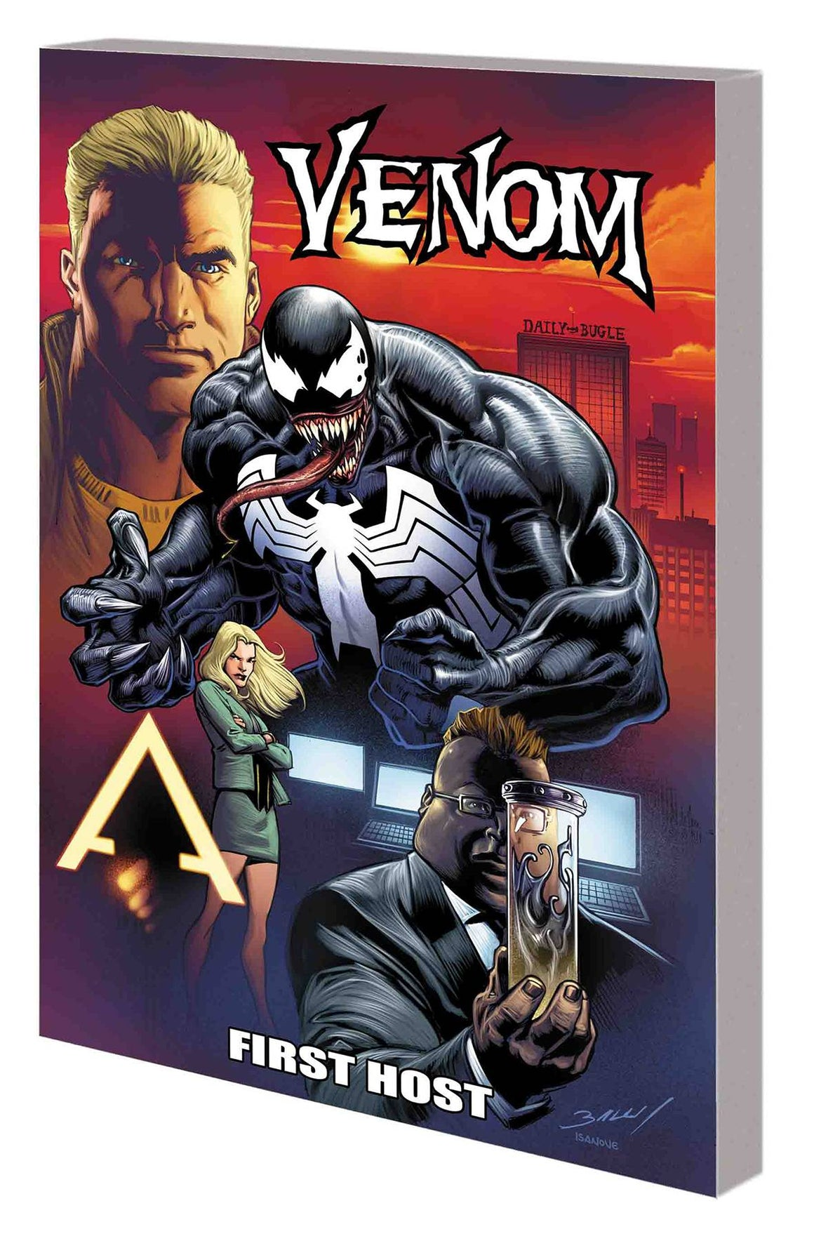 VENOM FIRST HOST TP