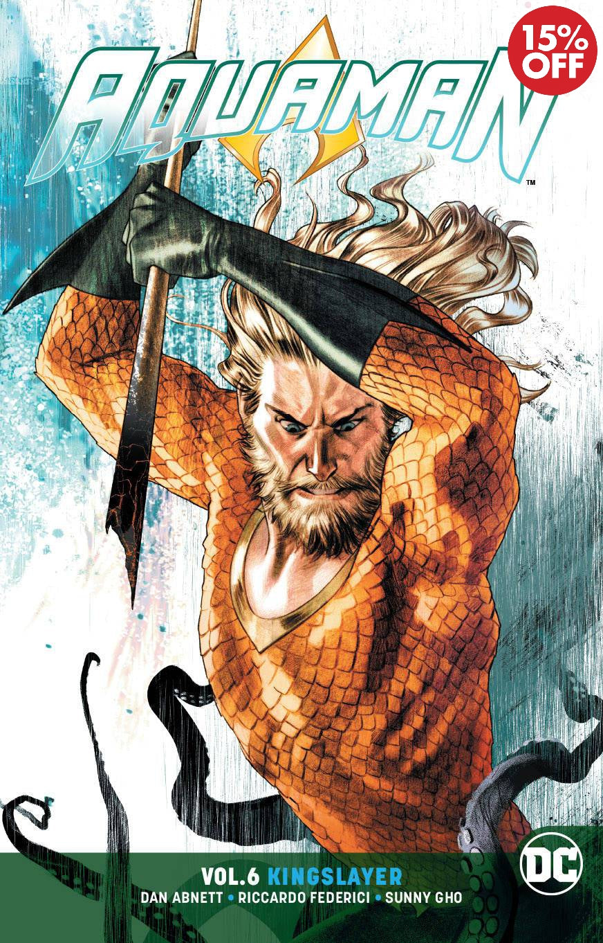 Aquaman Vol 06 KingSlayer