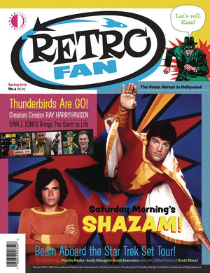 RETROFAN MAGAZINE #4