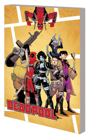 Deadpool Classic Vol 23 Mercs For Money