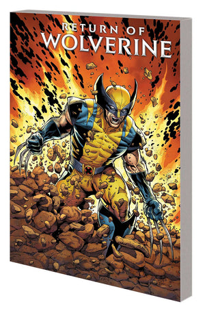 RETURN OF WOLVERINE TP