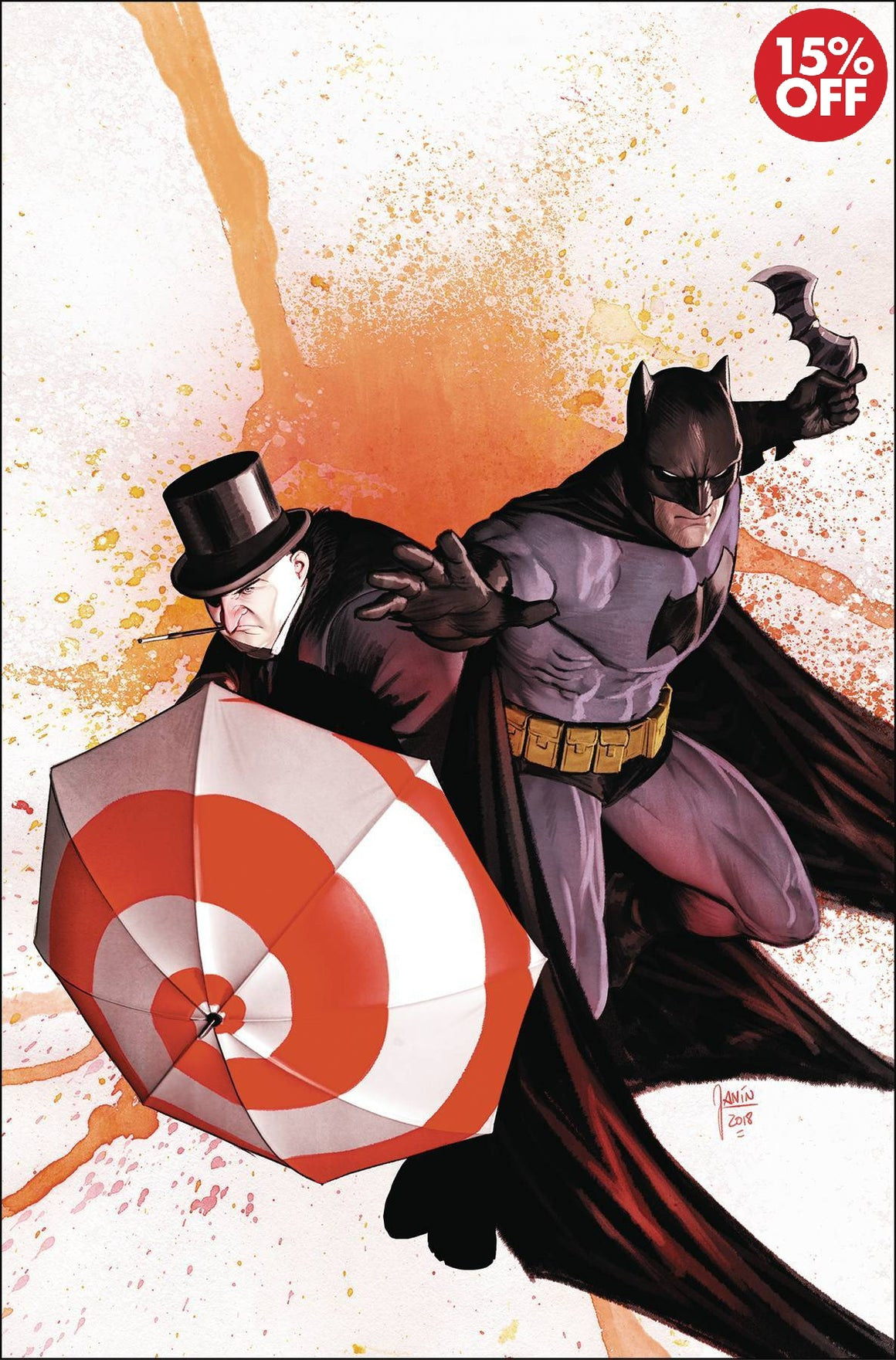 BATMAN TP VOL 09 THE TYRANT WING