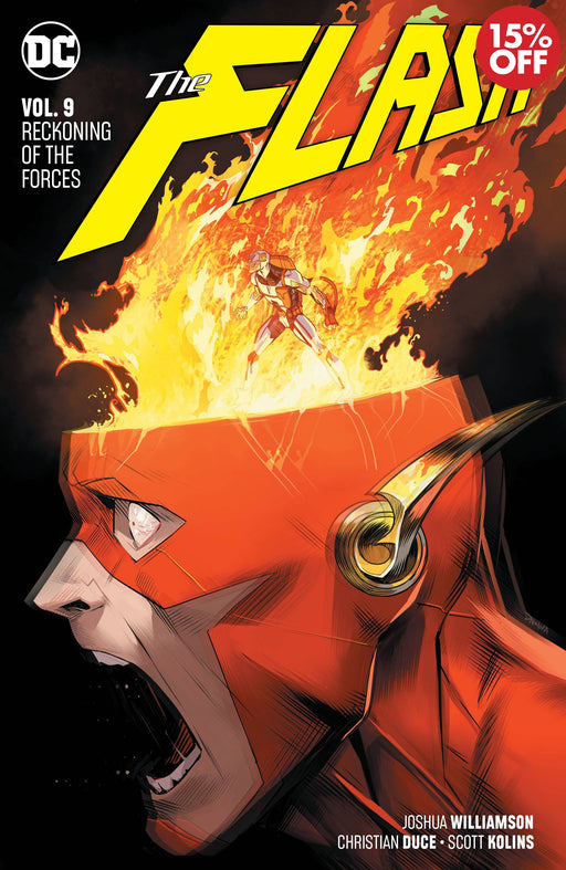 FLASH TP VOL 09 RECKONING FORCES