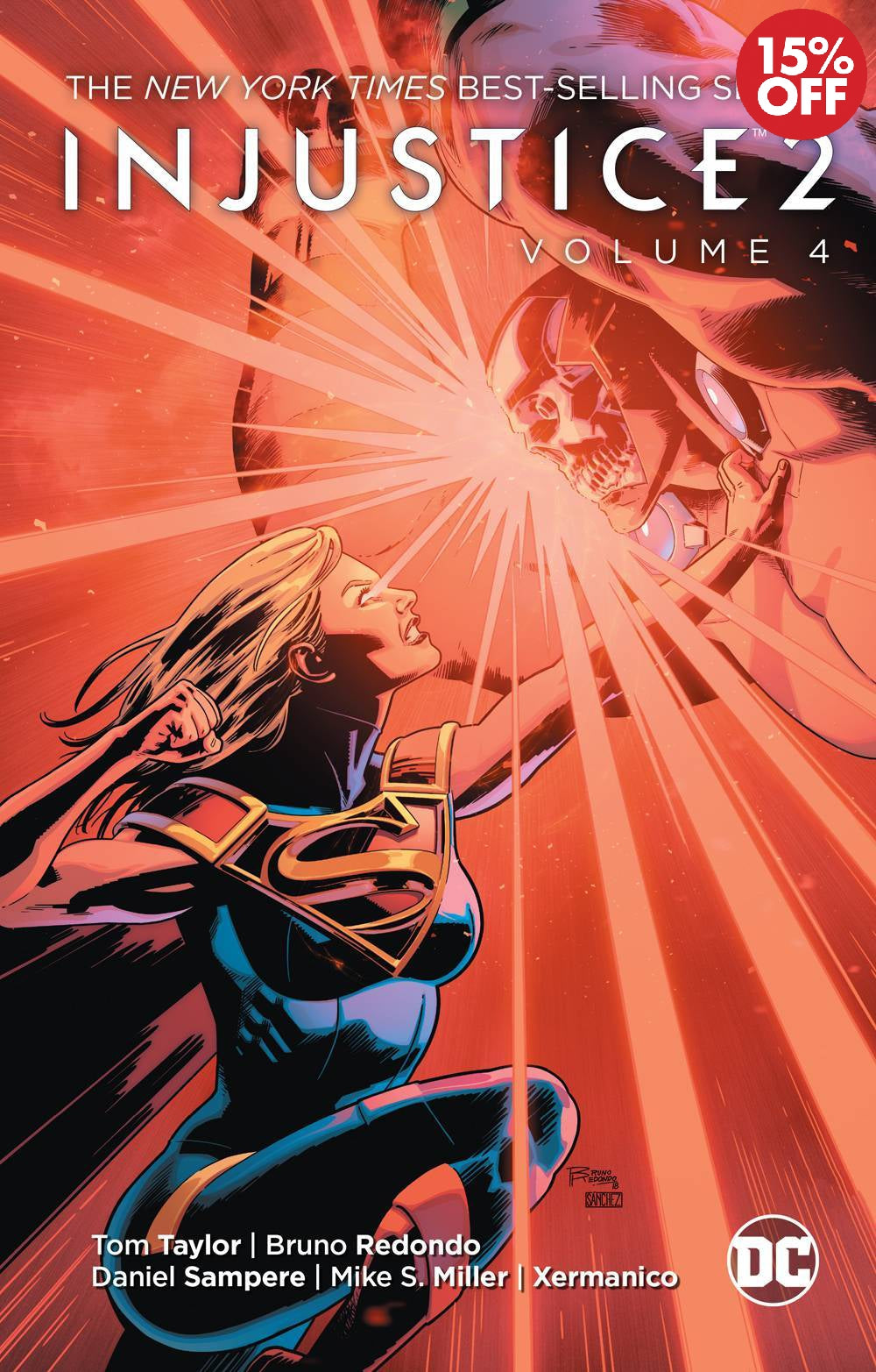 INJUSTICE 2 TP VOL 04