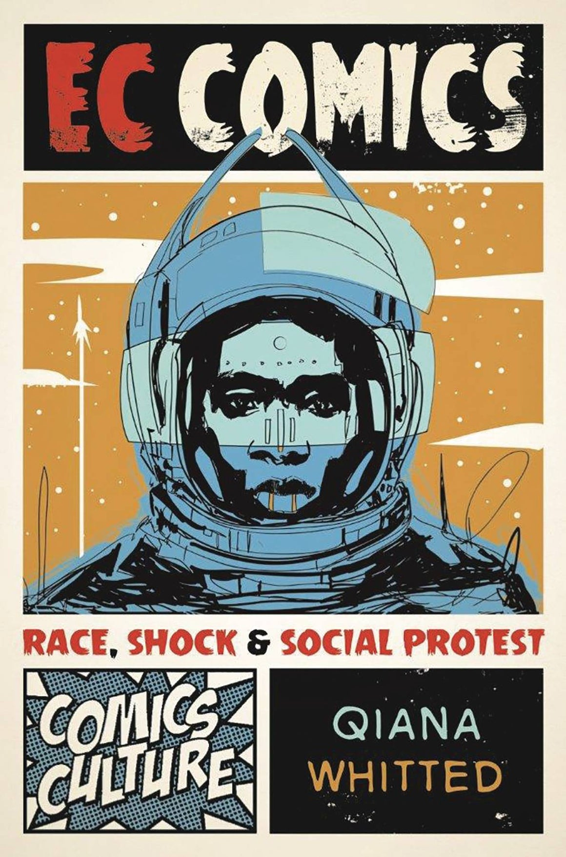 EC COMICS RACE SHOCK & SOCIAL PROTEST SC