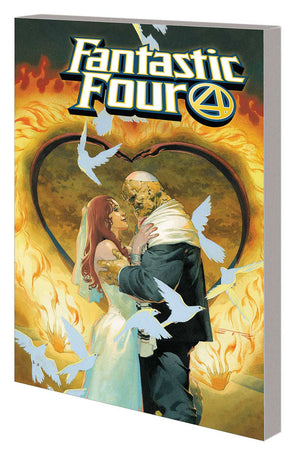 FANTASTIC FOUR TP VOL 02 MR AND MRS GRIMM