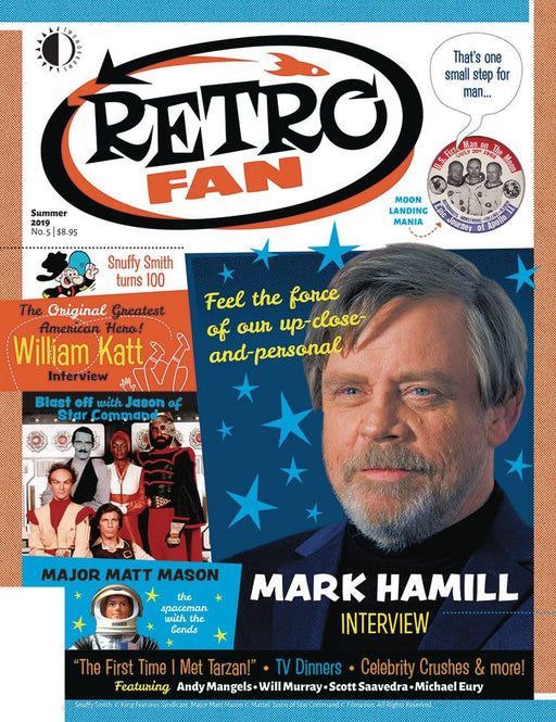 RETROFAN MAGAZINE #5