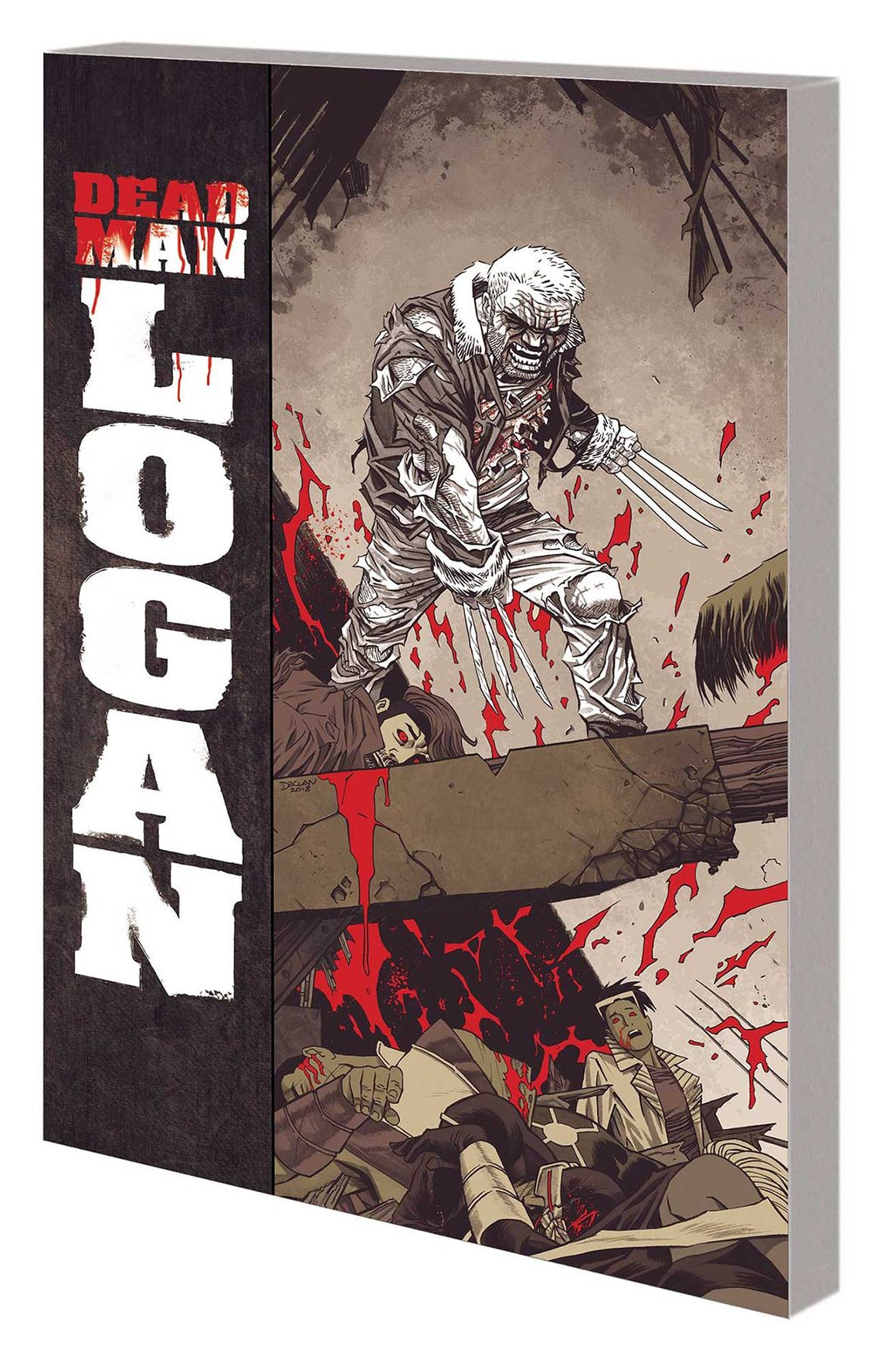 DEAD MAN LOGAN TP VOL 01 SINS OF THE FATHER TPB